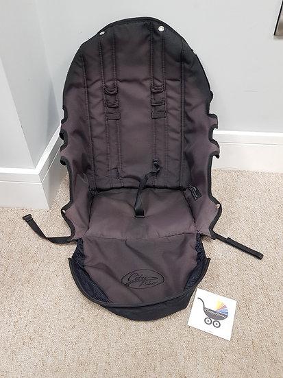 Baby Jogger City Select seat fabric black 001