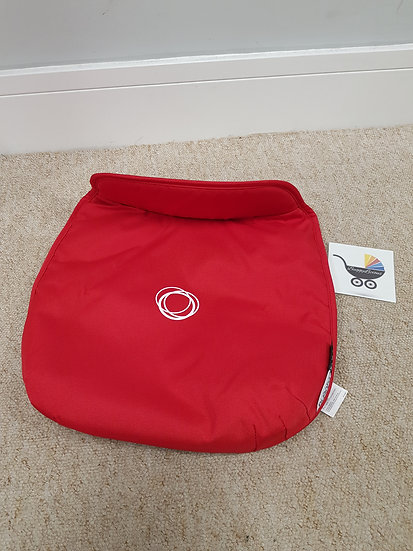 Bugaboo Donkey Carrycot Apron - Red