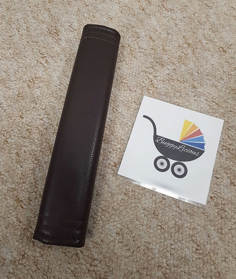 Bugaboo Fox /Fox2 Bumper Bar Grip ONLY - Brown also fits Bee 6 and Donkey 3