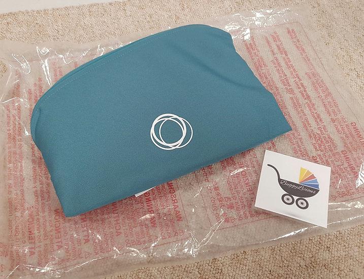 Brand New Bugaboo Runner Sun Canopy Hood - Petrol Blue - also fits Buffalo