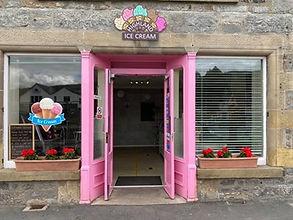 Highland Ice Cream Shop