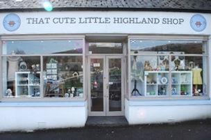 That Cute Little Highland Shop