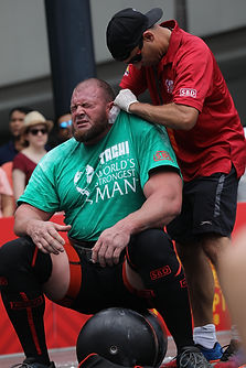 Treatment of a Strongman