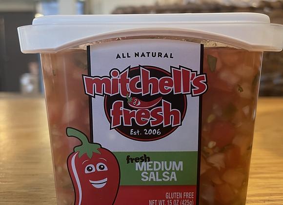 Mitchell's Fresh Salsa