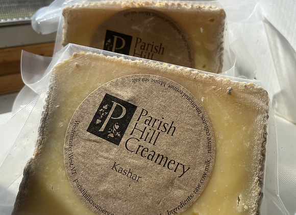 Kashar Cheese Wedge