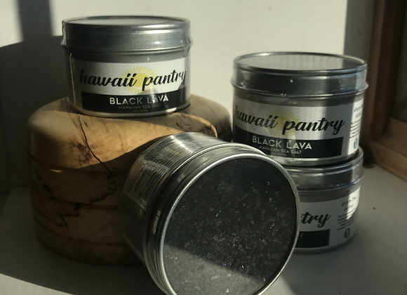 Hawaii Pantry Black Lava Sea Salt