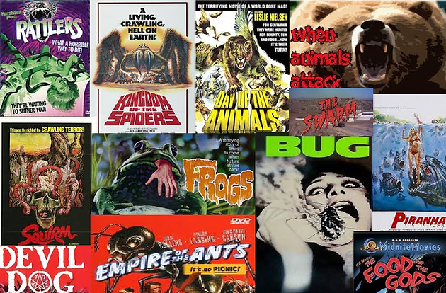 13 Great Animal Attack Films