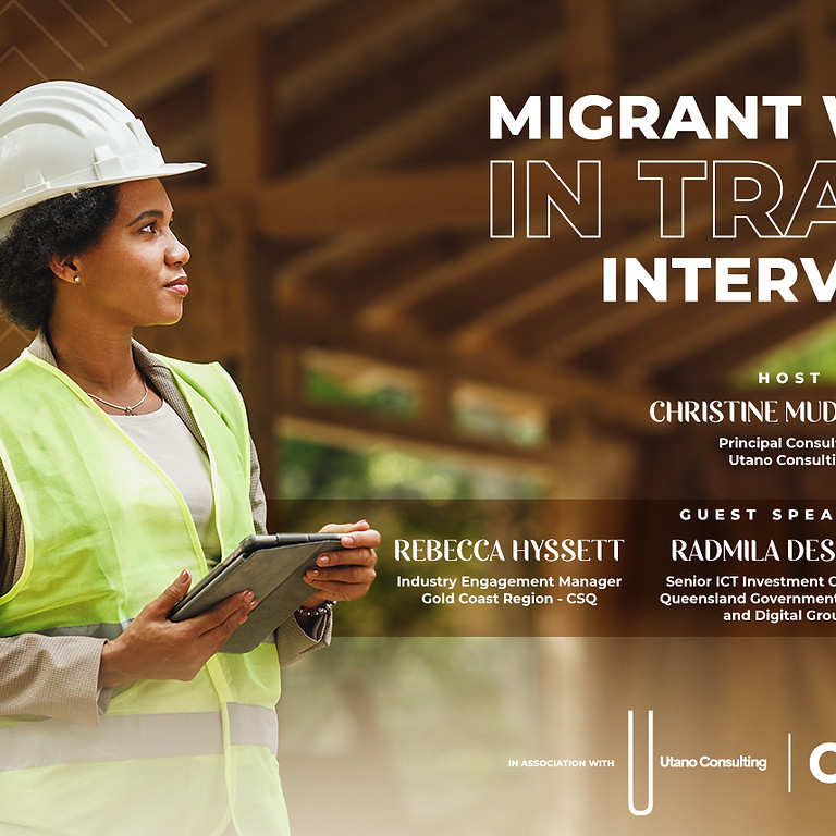 Migrant Women in Trades