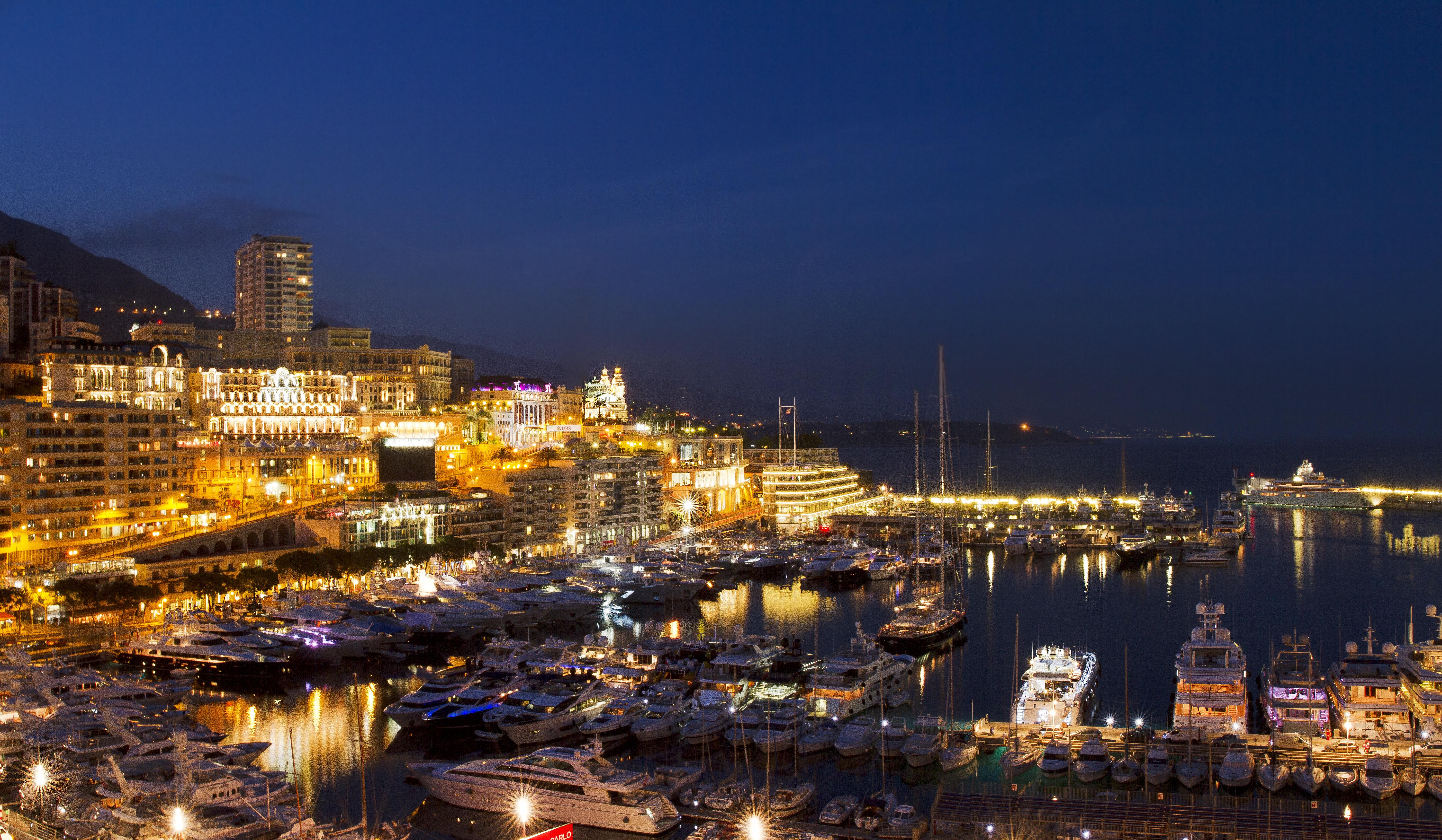 Monaco Pier