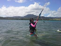 Apprendre le kite en Martinique