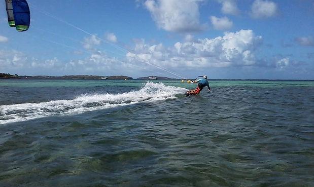 Cours et Location de kitesurf Martinique