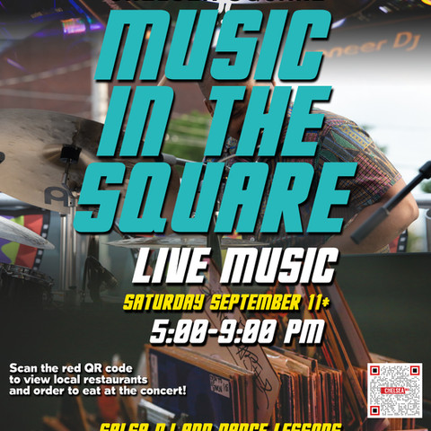 Music in Chelsea Square