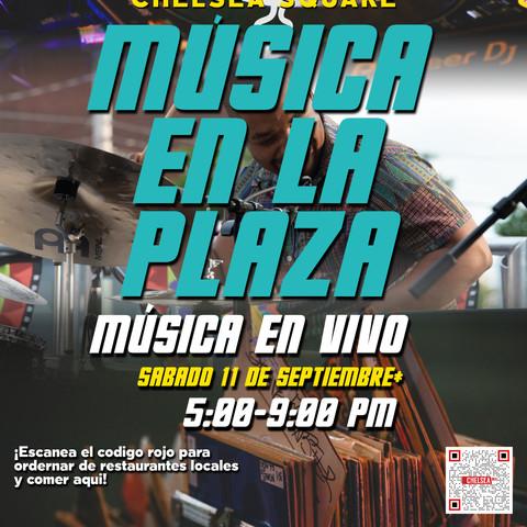 Musica en el Centro de Chelsea