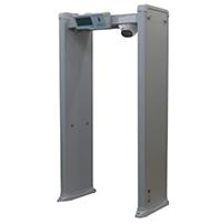 metal detector thermo camera