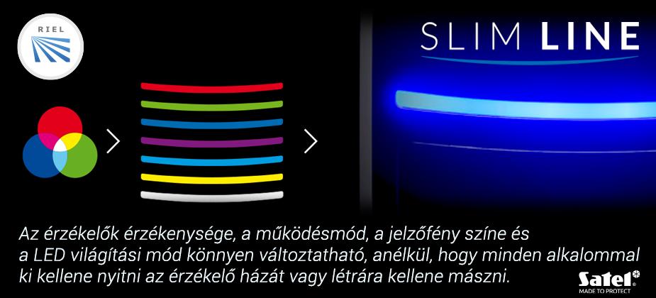 Satel - Slim line