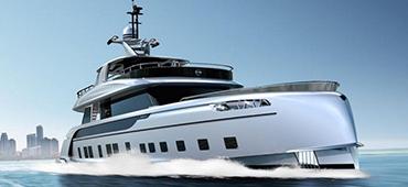 Hajózás folyadékdinamika gyorskamera