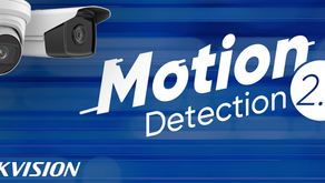 Gyorsabban észleli a biztonsági fenyegetéseket a legújabb Hikvision mozgásérzékelés-analitika