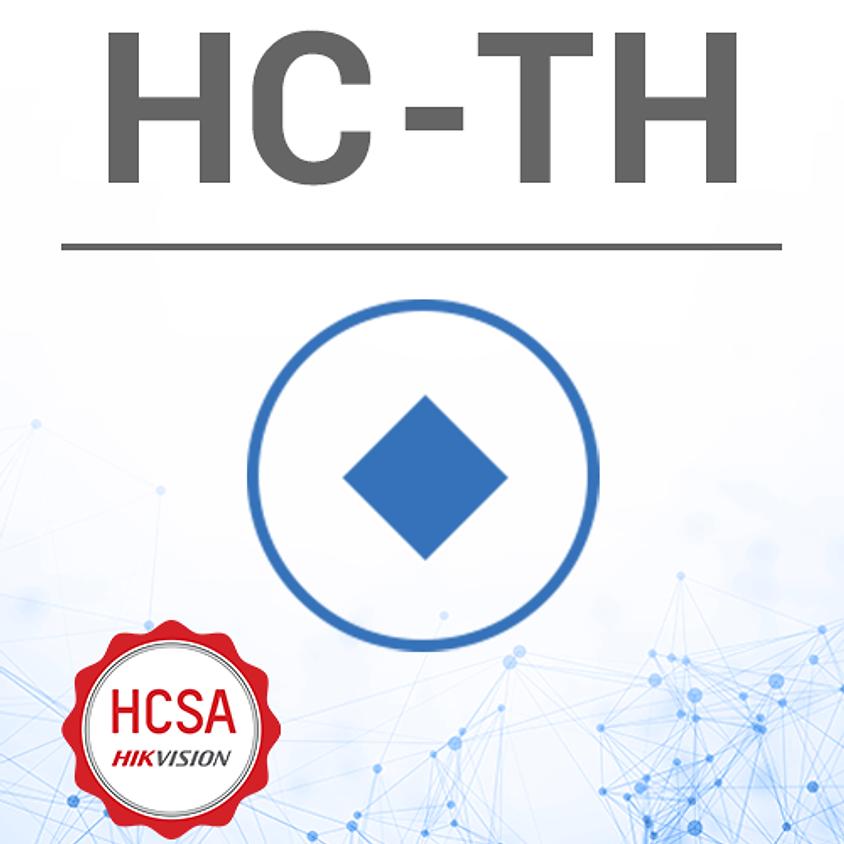 HC-TH Hikvision HCSA HikCentral központi felügyelet