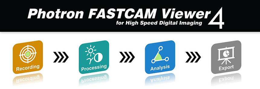Photron Fastcam Viewer 4 - High speed digital imaging