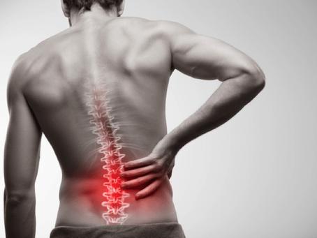 O que é dor lombar?