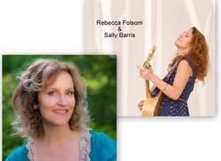 Rebecca Folsom & Sally Barris