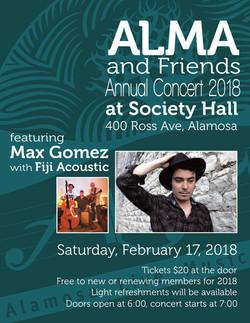 ALMA Friends 2018