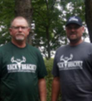 Dave and Scott
