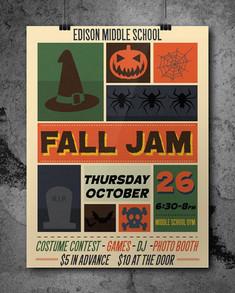 Edison MS - Fall Flyer
