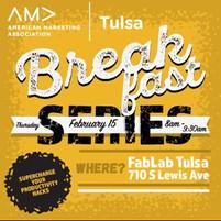 American Marketing Assoc - Breakfast Series Branding