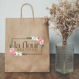 Lafleur Boutique Packaging Design