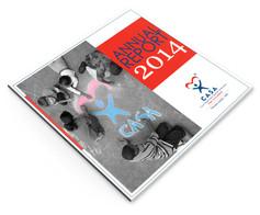2014 Annual Report - CASA Tulsa