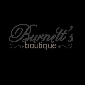 Burnetts Boutique Branding