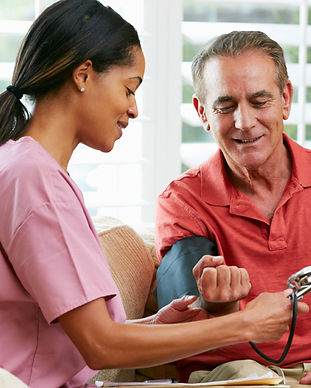Caregiver; home care services