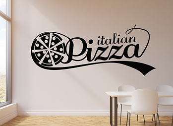 Wall Decal - Heat Transfered