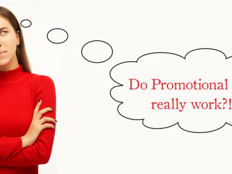 6 Reasons Promo Items Work