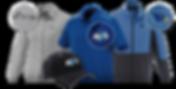 Logo on apparel