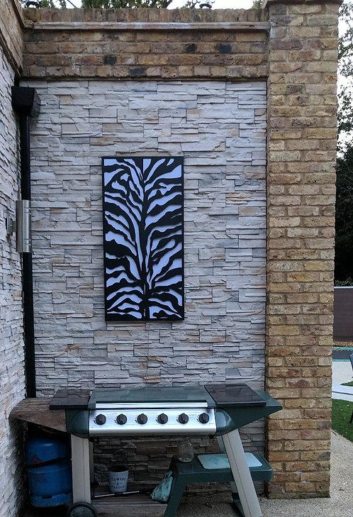 Zebra Print Wall Art