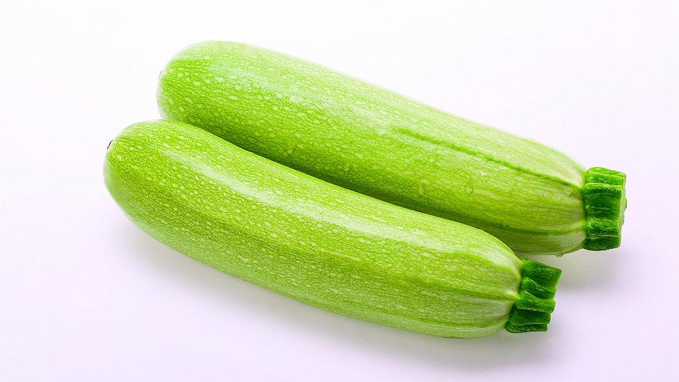 黄意瓜 - Yellow Zucchini