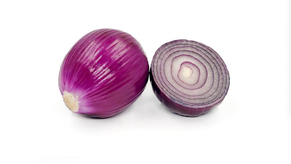 紫洋葱 Purple Onion