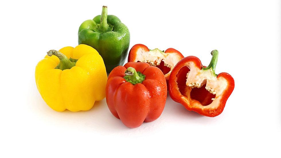 灯笼黄椒 Yellow Pepper