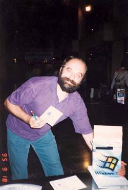 Првиот официјален купувач на Windows 95 во Македонија