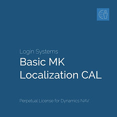 Основна МК локализација CAL (трајна лиценца)