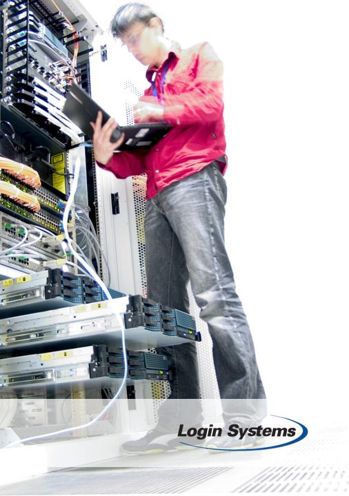 Login Systems IT Center (Логин Системи)