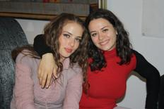 Yllka Beqiri and Ljupka Micevska