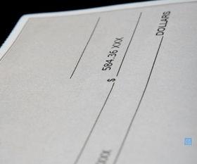 Пишување чек