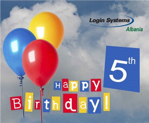 Five Years Login Systems Albania