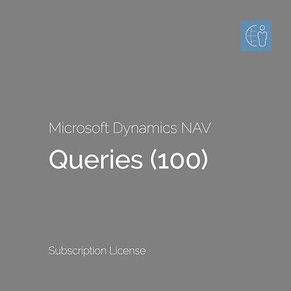 Dyn365 BC Queries (100) (Subscription)