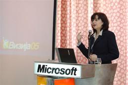 Tatjana Boshevska On Microsoft Vision