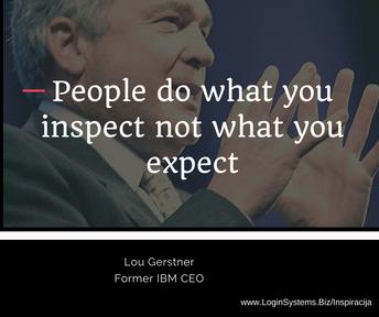 Lou Gerstner, Former IBM CEO