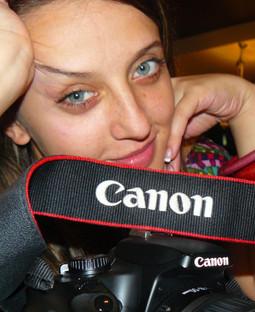 Sonja Aleksovska and Canon